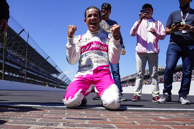 Helio doesn't parlay Indy 500 win into seat at Detroit