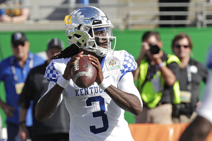 Kentucky seeks to build on success after a 10-win season