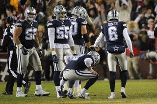 Cowboys Redskins Football