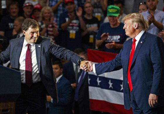 Donald Trump, Troy Balderson