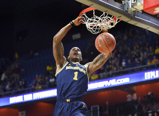Michigan George Washington Basketball