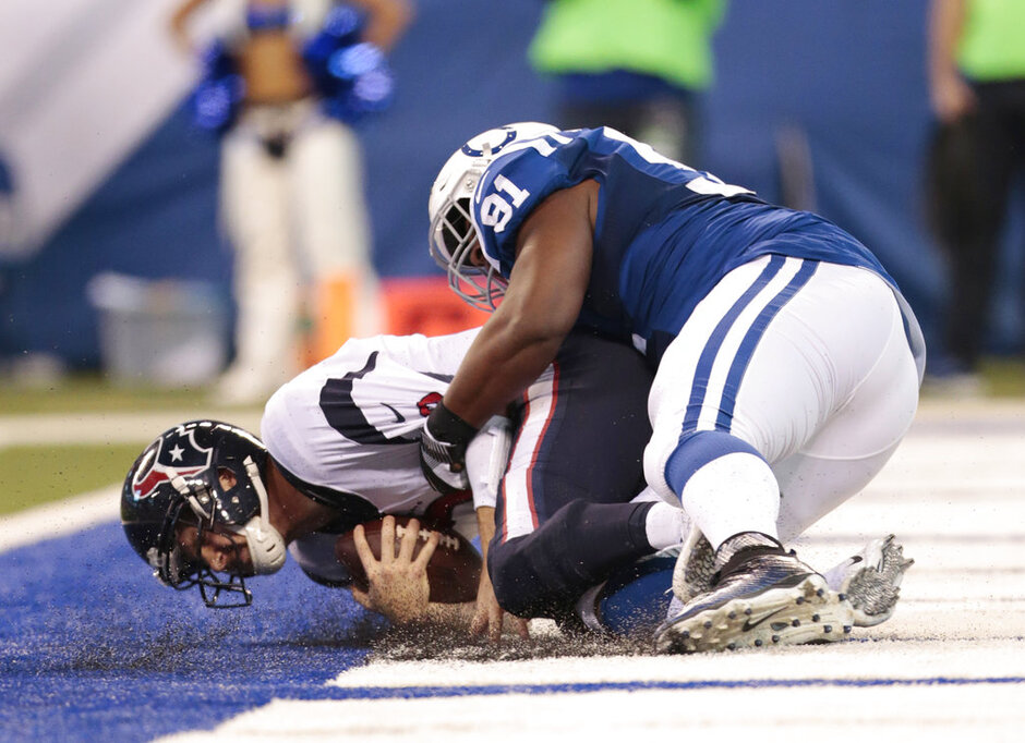 Texans Colts Football