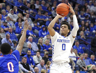 Tennessee St Kentucky Basketball