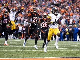 Steelers Bengals Football