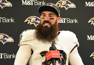 Ravens Weddle Football