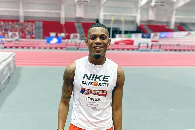 Olympic gold: Clemson men's track tries to save its program
