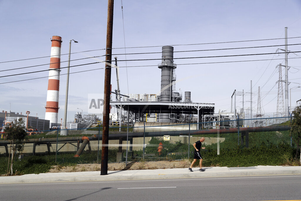 Power Plants Los Angeles