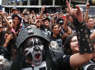 Mexico NFL Raiders