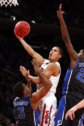 Duke Arizona Basketball