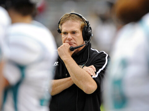 Coastal Carolina Coachs Return Football