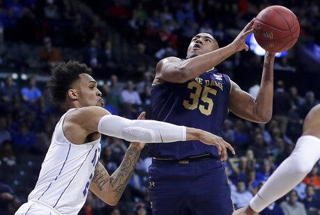 ACC Notre Dame Duke Basketball