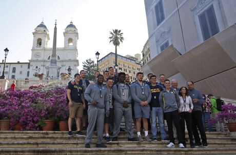 Italy Michigan Football