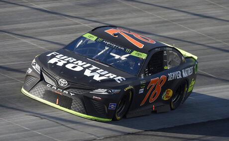NASCAR Furniture Row Closing Auto Racing