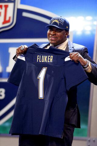 D.J. Fluker