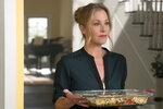 This image released by Netflix shows Christina Applegate in a scene from