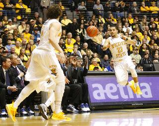 Drake Wichita St Basketball