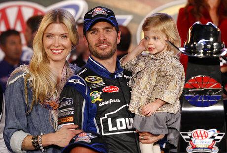 NASCAR Johnsons Future Auto Racing