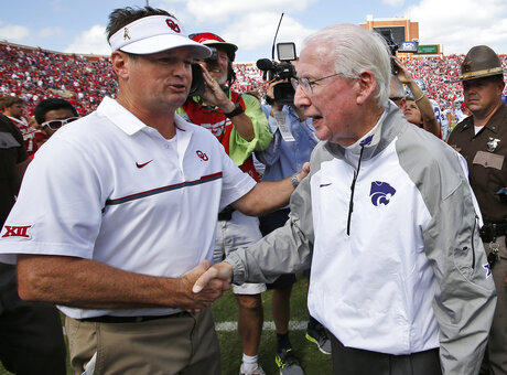 Bob Stoops, Bill Snyder