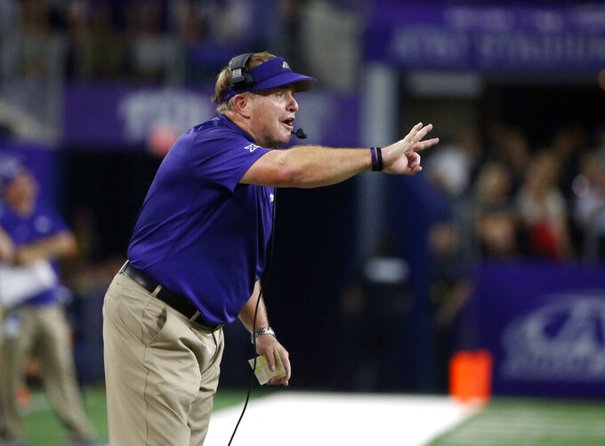 TCU has time to heal after spring without many key players