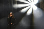 FILE - In this Nov. 24, 2019 file photo, Selena Gomez performs a medley at the American Music Awards in Los Angeles. Gomez turns 28 on July 22. (Photo by Chris Pizzello/Invision/AP, File)