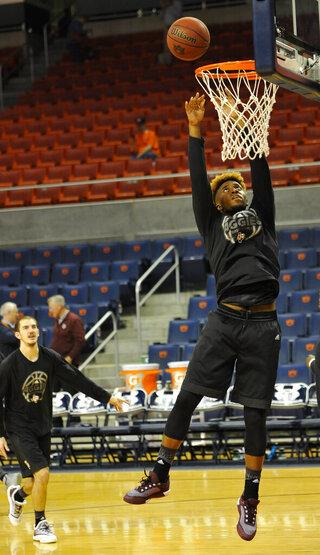 Texas A M Auburn Basketball