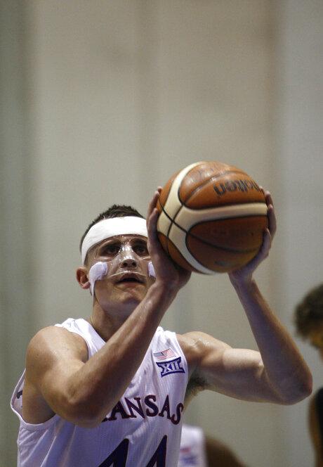 Italy Basketball University of Kansas