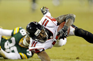 Julio Jones, Tramon Williams