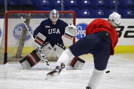 US Canada Rivalry Hockey