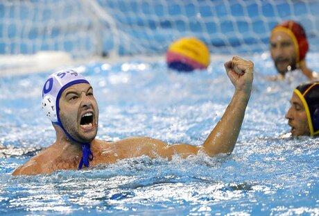Rio Olympics Water Polo Men