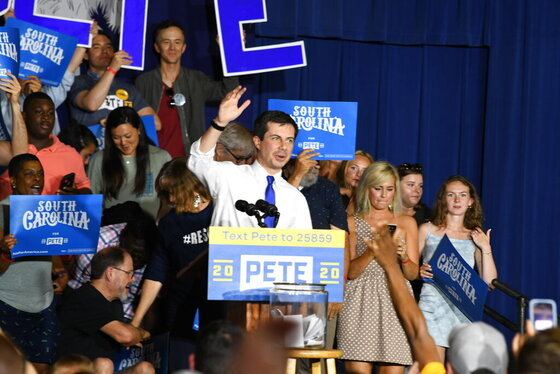 Election 2020 Pete Buttigieg