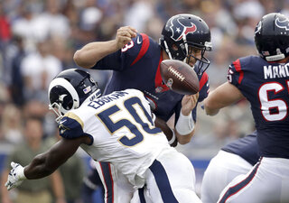 Texans Rams Football