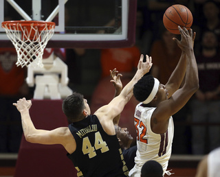 Wake Forest Virginia Tech Basketball