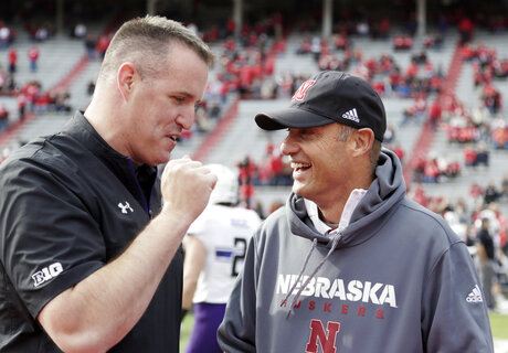 Mike Riley, Pat Fitzgerald
