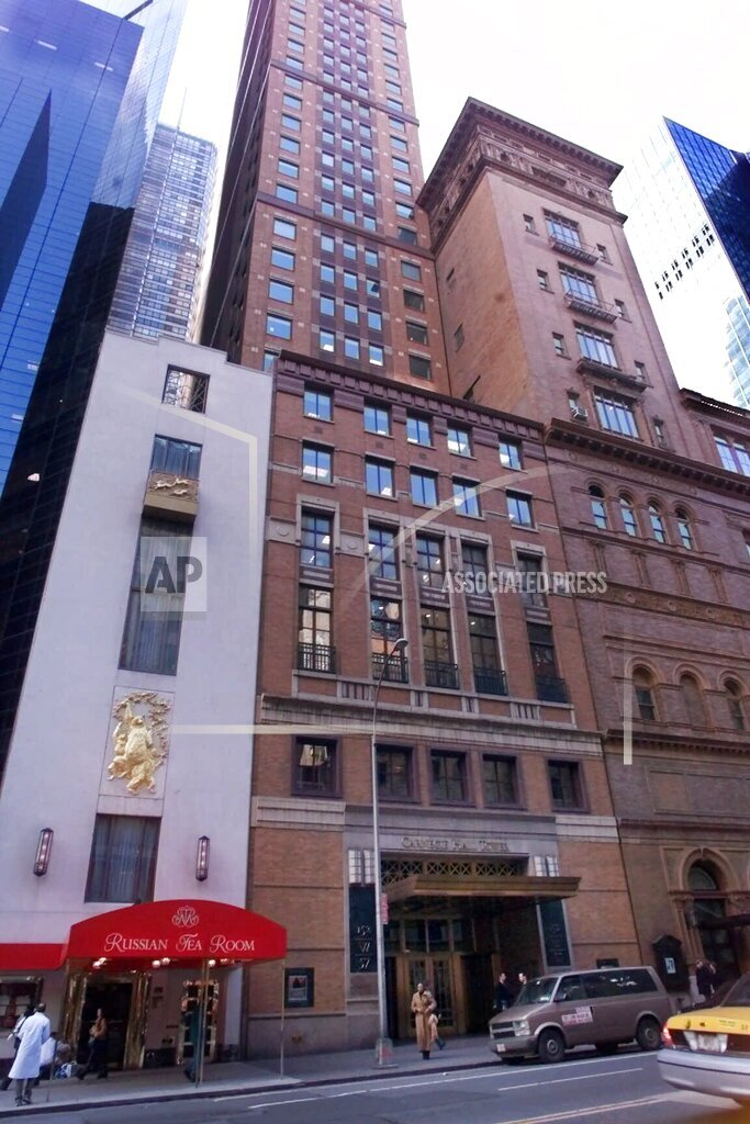 Associated Press Domestic News New York United States CLINTON OFFICE