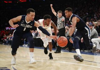 Jalen Brunson, Shamorie Ponds, Phil Booth