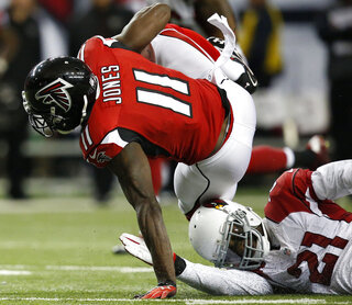 Julio Jones,Patrick Peterson