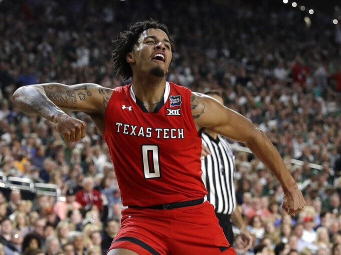 Virginia, Texas Tech prep for one last game for NCAA title