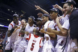 NCAA Duke Louisville Basketball