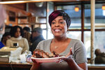 This image released by Netflix shows Niecy Nash in a scene from