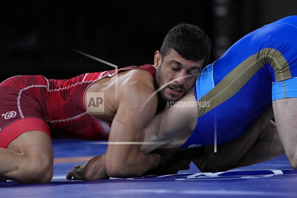 Tokyo Olympics Wrestling