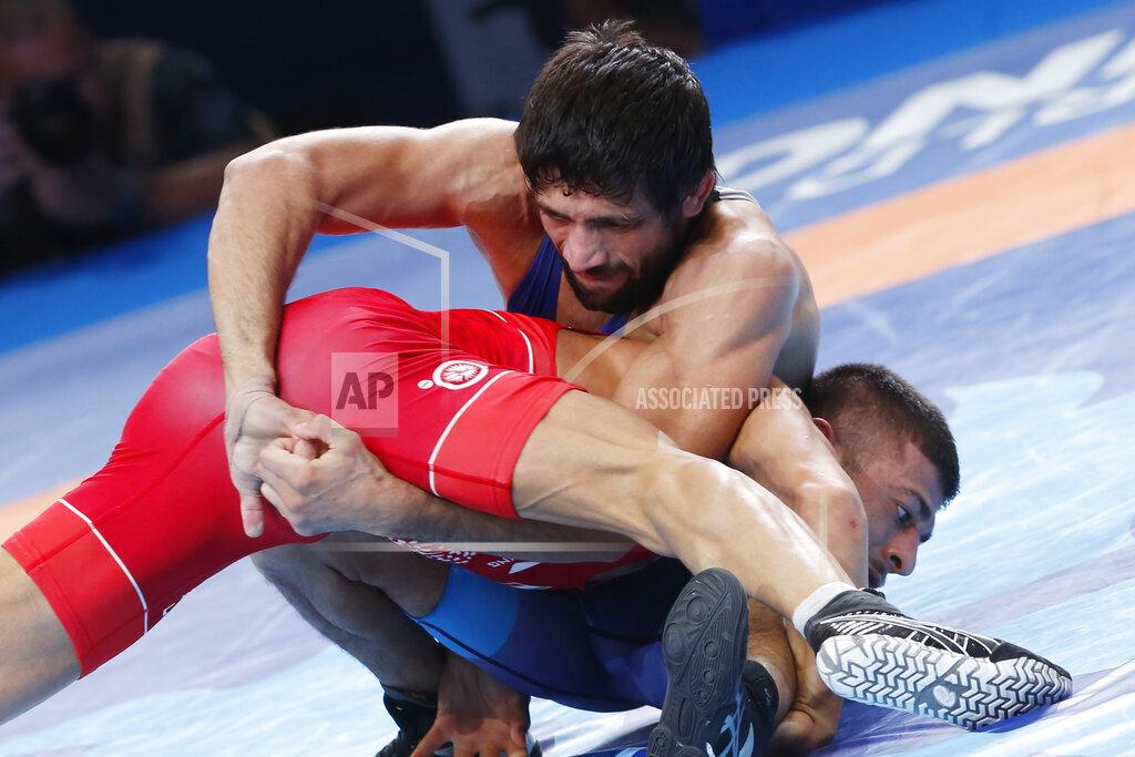 Kazakhstan World Wrestling Championships