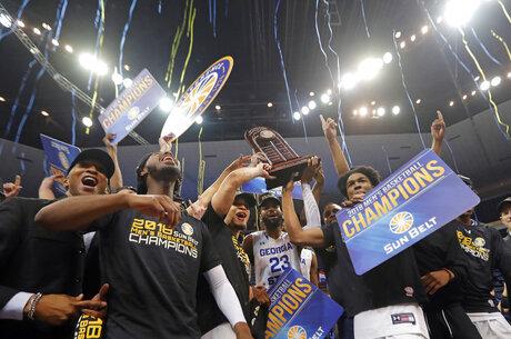 SBelt UT Arlington Georgia St. Basketball