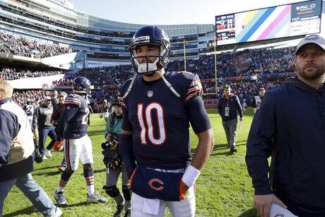 Patriots Bears Football