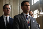 This image released by 20th Century fox shows Jon Bernthal, right, in a scene from