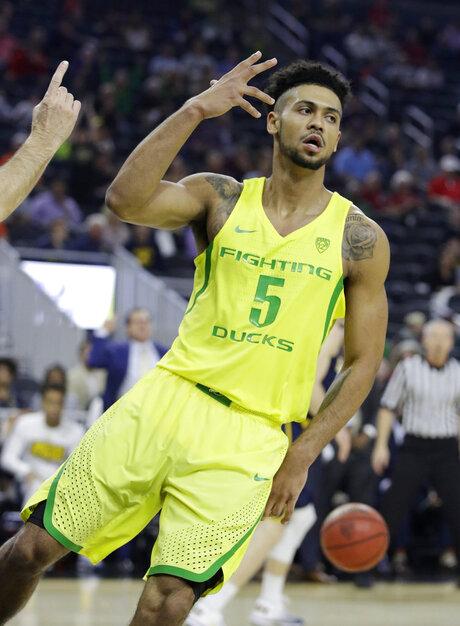 P12 California Oregon Basketball
