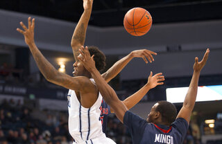 Howard Old Dominion Basketball