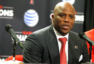 Texas Tech Interim coach Basketball
