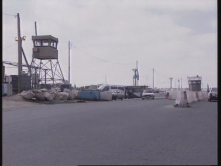 WEST BANK: TENSION MOUNTS AS ISRAELIS SEAL OFF WEST BANK