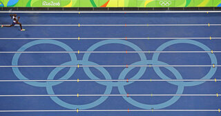 Rio Olympics Athletics