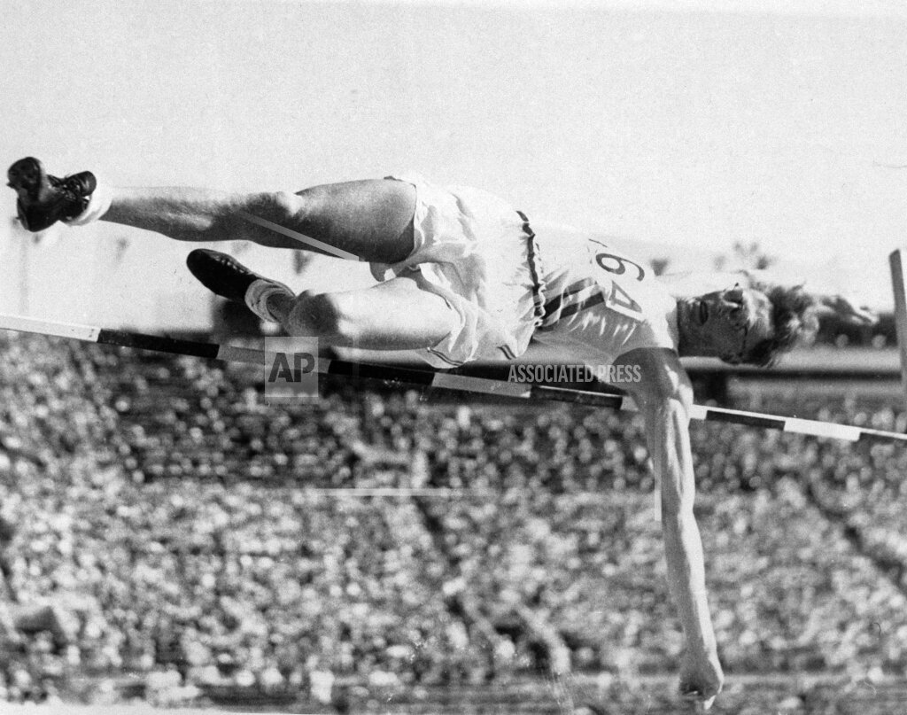 Watchf AP S OLY CA USA APHS453625 Los Angeles Olympics 1932